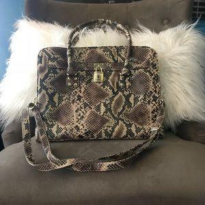 Handbags - Sexy snake skin bag